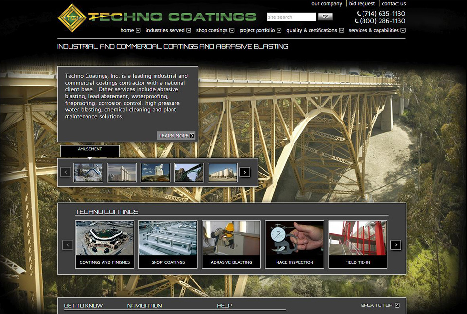 technocoatings