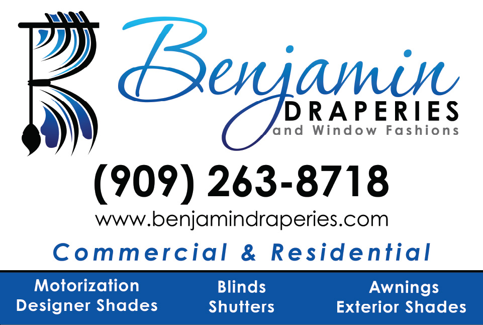Benjamin Draperies Car Door Magnet