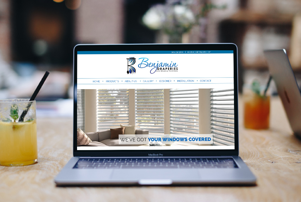 Benjaminwebsite